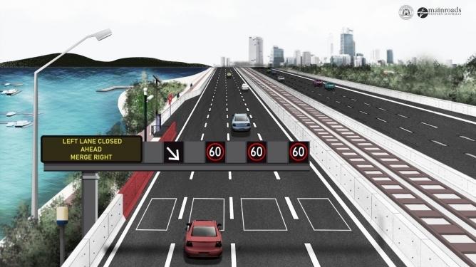 highway lanes