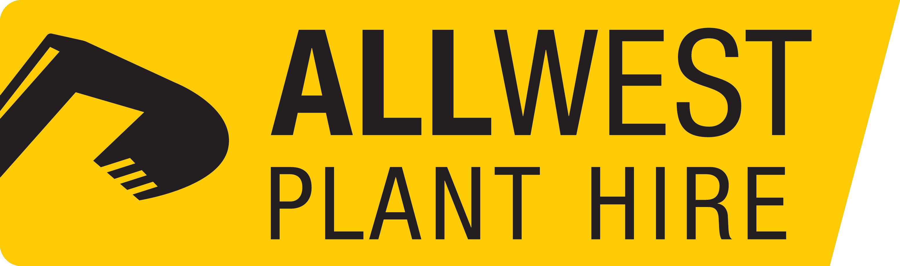 AllWest Plant Hire Logo